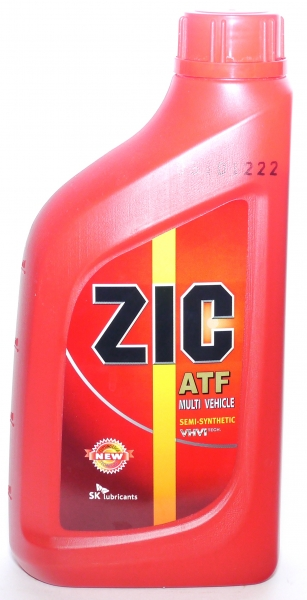 ZIC ATF MULTI VEHICLE 1л